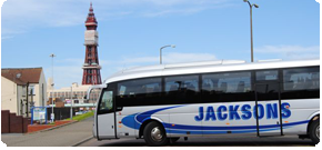Jacksons Coaches Blackpool
